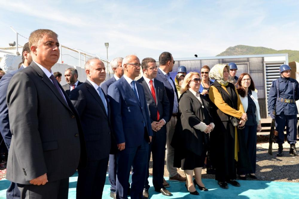 Anamur'dan KKTC'ye Su Temin Projesi açılışı yapıldı galerisi resim 24