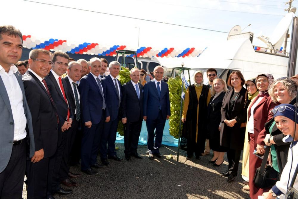 Anamur'dan KKTC'ye Su Temin Projesi açılışı yapıldı galerisi resim 25