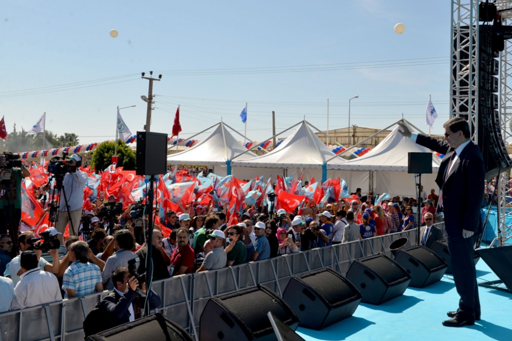 Anamur'dan KKTC'ye Su Temin Projesi açılışı yapıldı galerisi resim 4