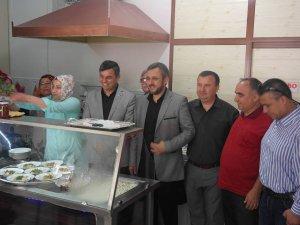 Anamur'da Bereket Sofrası Ev Yemekleri açıldı