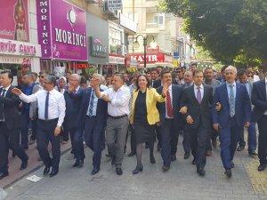 Ak Parti Mersin Milletvekili Adayları, ziyaretlerini sürdürüyor