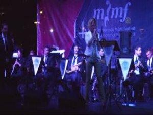 Mersin Uluslararası Müzik Festivali sürüyor