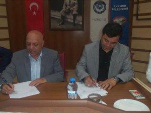 Anamur Belediyesi ile Hak-İş arasında 2 yıllık sözleşme imzalandı
