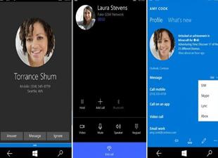 Windows Phone 10 bambaşka bir telefon olacak