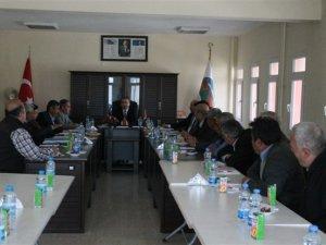Çamlıyayla Belediyesi Mayıs Ayı Toplantısı gerçekleştirildi
