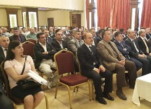 81 ilin milli eğitim müdürü Mersin'de buluştu