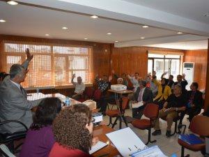 Bozyazı Belediye Meclisi, Mayıs ayı toplantısı yapıldı