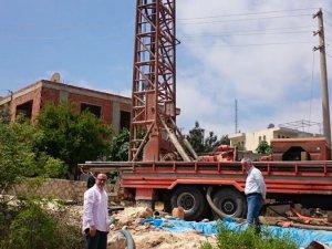 Silifke'de yeni sondaj kuyuları faaliyete geçti
