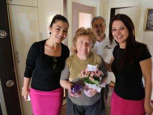 Mezitli Kart Ailesi 'Anneler Günü'nü kutladı