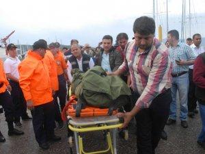 Libya'da bombalanan Tuna-1 gemisinin 3. kaptanının cenazesi Fethiye'de