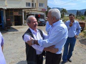"""CHP Mersin Milletvekili Adayı Mustafa Baysan, """"Türkiye'nin kaynağı var"""""""
