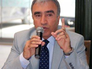 MHP'li Oktay Öztürk, Mersin'de destek arayışında