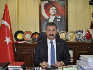 Başkan Tuna, Miraç Kandili'ni kutladı