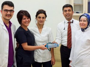 Özel ANAMED Hastanesi Genel Koordinatör Müdürü Ömer Faruk Binzet, Hemşireler Günü'nü kutladı