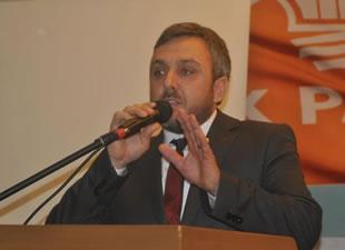 Ak Parti Mersin İl Danışma Meclisi Toplantısı, Anamur'da yapıldı