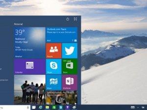 Windows 10'un sürümleri resmi olarak tanıtıldı
