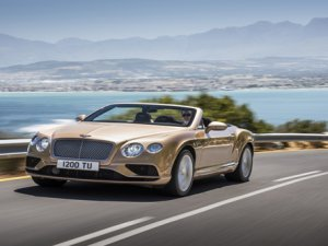 Bentley'ler İstanbul'da şov yapacak