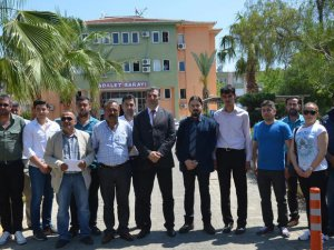 Anamur'daki Gezi Parkı Davası'nda 13 beraat