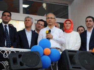 Anamur-Kaledran arasındaki 2 tünel hizmete açıldı