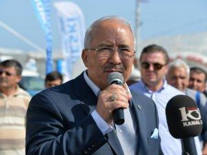 Anamur'da İleri Biyolojik Atıksu Arıtma Tesisi açıldı