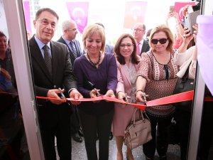 Kadın Dayanışma Merkezi açıldı