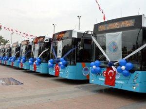 Mersin'de bugün ulaşım ücretsiz olacak
