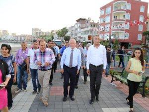 Kerim Afşar'ın ismi Mezitli'de ölümsüzleşti