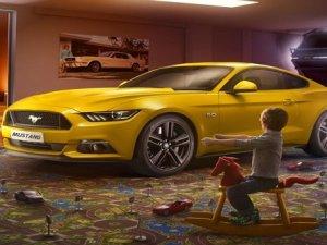 Mustang hayranlarıyla buluşuyor