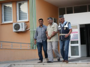 Anamur'da bankamatik hırsızları yakalandı