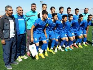 Akdeniz Belediyespor U19 Takımı, Türkiye Şampiyonası 4'lü finalinde
