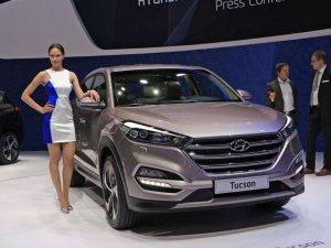 Hyundai Tucson Ağustos'ta geliyor