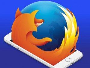 iOS için Firefox tarayıcısı teste hazır