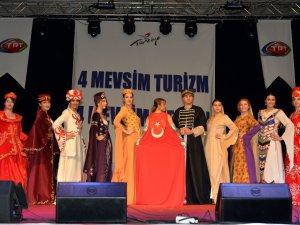 4. Kızkalesi Kültür ve Turizm Festivali yapıldı