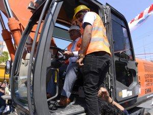 Tulumba battı çıktı inşaatı başlıyor