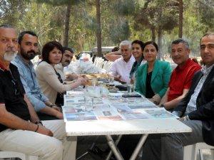 Akdeniz Belediyesi Park ve Bahçeler Müdürlüğü ekipleri bahar pikniğinde buluştu