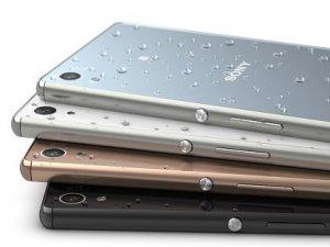 Sony Mobile'dan Xperia Z3+