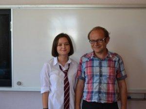 Bozyazılı Öğrenci Fatma Demir,  'Mustafa Kemal'i Anlamak 4. Lise Öğrencileri Eser Yarışması'nda İkincilik Ödülü aldı