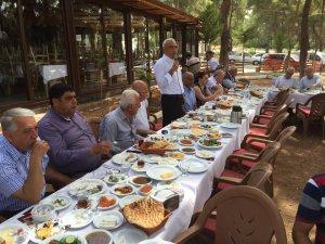 CHP'li Baysan: Halkın sorunları önceliğimizdir