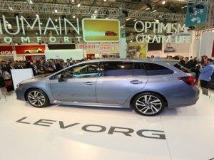 Subaru LEVORG ile geliyor