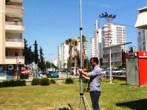 Mersin'in Stratejik Gürültü Haritası hazırlanıyor