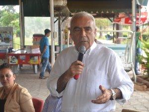 Mustafa Baysan: Mersin'in markalaşması için çalışacağım