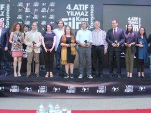 4. Atıf Yılmaz Kısa Film Yarışması'nda ödüller sahiplerini buldu