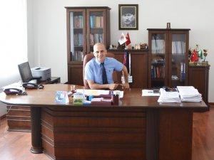 Anamur Meslek Yüksekokulu'nda Akif Altınbıçak devri sona erdi