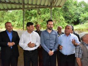 MHP'den köylere ziyaret