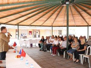 Başkan Tuna: İSKEP, dezanavtaj bireyleri istihdam sağlayacak