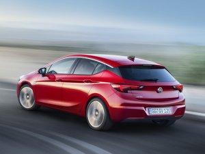 İşte yeni Opel Astra