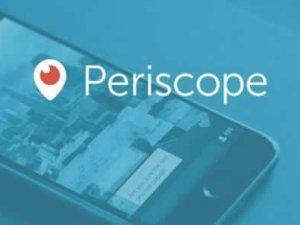 Periscope'a Türkçe dil desteği!