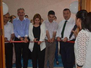 """Mersin'de """"Bilim Yolunda Minik Adımlar"""" sergisi açıldı"""