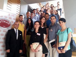 UTİKAD'tan Mersin'de eğitim semineri