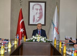 Mersin Teknopark Yeni Yönetim Kurulu Üyeleri belirlendi